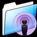 podcast-folder-smooth-icon